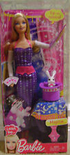 BARBIE I CAN BE MAGICIAN W/ RABBIT IN HAT *NEW RELEASE*