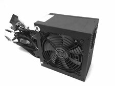 Quiet 750 Watt for Intel AMD PC ATX Power Supply SATA PCI-E 20/24 PIN 12cm Fan