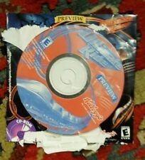 Ultimate Ride - Kellogg's Preview Edition - Promo (PC, 2001)