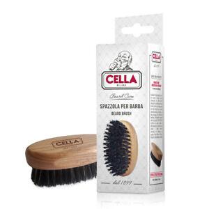 CELLA Beard BRUSH | Beard and Moustache