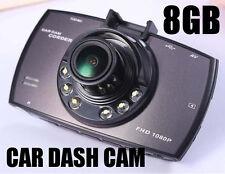 8GB Car Dash Cam Video Camera Pro Camcorder Recorder DVR HD Auto Night Vision