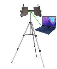 Mobiler Notebook Tablet Tisch Tripod Halterung Laptop Ständer verstellbar 028-T