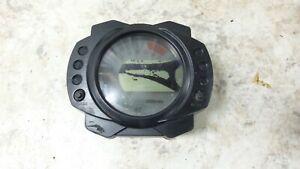 06 Kawasaki ZX1000 D ZX 10 1000 ZX10 R speedometer tachometer dash gauge meter