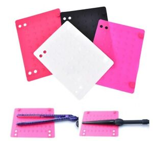 Heat Resistant Mat for GHD Hair Straighteners Curling tongs Safety Heat mat