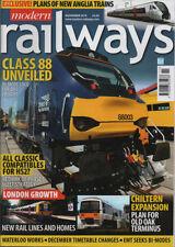 January Modern Railways Rail Transportation Magazines