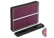 Ryco Cabin Air Filter (MS) FOR Ford Falcon 08-14 4.0 XR6 G6E Turbo FG Ute