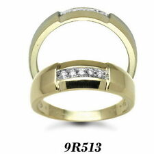 Diamond 9 Carat Statement Rings for Men