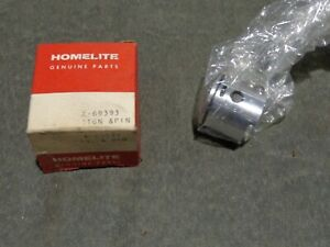 HOMELITE CHAINSAW A-69393 PISTON AND PIN GENUINE OEM CLOSEOUT