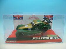 "Scalextric Ref A10218S300 Morgan Aero 8 GT ""Martin"", UK Slor Car Festival Car li"