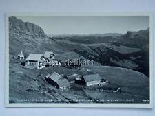 ALPE DI SIUSI Albergo DIALER Alpi Zillertal Bolzano vecchia cartolina