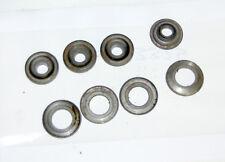 pre unit Triumph set 4x E1544 4x E1543 valve collar bottem cup ventilteller set