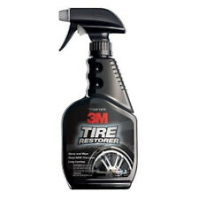 3M 39042 Rubber & Tire Restorer Long Lasting Dressing Auto Detail 16 oz Spray