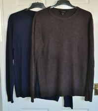 2 Cederwood Lightweight Men's Knitwear Jumpers XXL (NWOT)