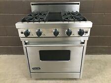 "Viking Vgsc305-4Bdss 30"" Pro Gas Range Oven 4 Burner Stainless Steel"