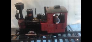 LGB Tank Loco model railway train trains