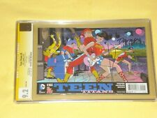 9.2 CGC Teen Titans #5 Signature series Signed Darwyn Cooke Variant WP