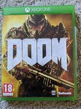 Doom Xbox One Game (Perfect Condition)