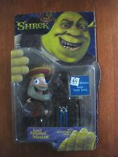 McFarlane Toys - Lord Farquaad Mascot with Detachable Head Shrek Action Figure.