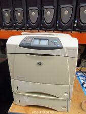 HP 4250N Q5401A A4 Mono 43ppm  Laser Printer USB + LAN Drucker 74890 PRINTS