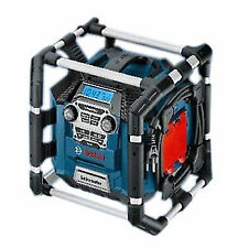 Batteriebetriebene tragbare Baustellenradios