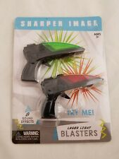 Sharper Image Mini Laser Light Blasters Lot of 8 Great for Parties