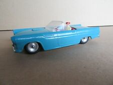 466L Vintage Solido 113B Ford Thunderbird Cabriolet Turquoise 1:43