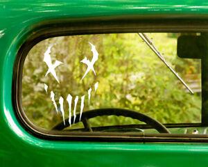 2 MUSHROOMHEAD DECAL Stickers For Car Window Bumper Truck Laptop Jeep Rv