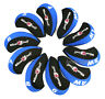 10Pcs Black&Blue Quality Wilson Staff Golf Club Iron Covers HeadCovers UK Stock