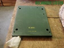 *MILITARY Truck M35 etc. RADIO Mount Sponson Plate MT-1029 RT-524 & RT-246 NOS