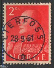 Norway 1959, NK 471 Son Lierfoss 28-9-1961 (AK)