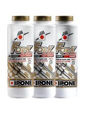 3 KG OLIO FORCELLE IPONE FORK OIL  FULL SYNTHESIS 5