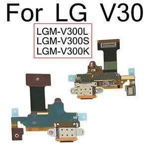 Original New For LG LGM-V300L LGM-V300K LGM-V300S USB Charging Port Flex Cable
