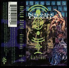 Napalm Death - Diatribes - Cassette Tape - SEALED - NEW COPY - Grindcore/Thrash
