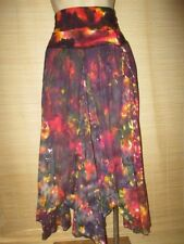 Unbranded Mid-Calf 100% Cotton Skirts for Women