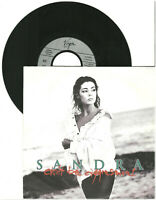 "Sandra, Don't be aggressive , G/VG, 7"" Single, 9-1910"