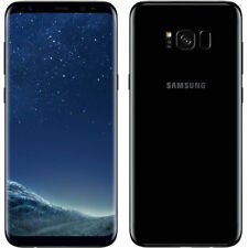 SAMSUNG Galaxy S8 + Plus G955 unlocked mobile phone Black Gold Grey Silver BOXED