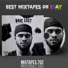 Dave East - Black Rose Mixtape (Artwork CD/Front/Back Cover)