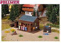 Vollmer H0 45146 Saune mit Inneneinrichtung und LED-Beleuchtung - NEU + OVP