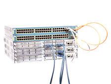 Cisco CCNA CCNP RACK LAB starter set 2 x 2950 48 ports + 3 x 2811 Router + Cable