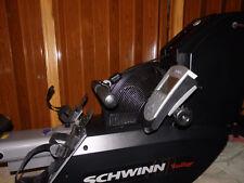 SCHWINN WINDRIGGER ROWER WIND AIR RESISTANCE ROWING MACHINE BETTER VS CONCEPT II