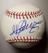 MLB Autographed Baseball MARTIN PEREZ Boston Red Sox with COA