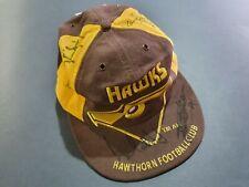 AFL Hawthorn Hawks Signed Hat