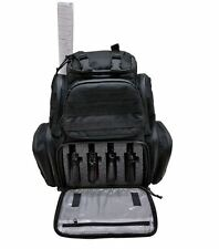Range Bags For Handguns Backpack Carry Case Firearm Accessories Conceal Tactical