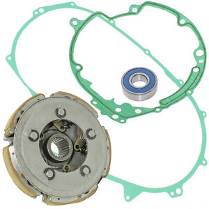 Wet Clutch Carrier Kit W/ Gaskets for Yamaha Grizzly 600 YFM600F 1998 1999-2001