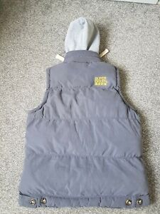 Mens Superdry Gilet Body Warmer Size 2XL X Large