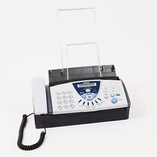 Brother Fax-T106 - Faxgerät - Telefon - Anrufbeantworter - Mehrfachkopien  (A)