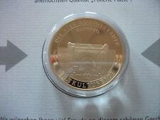 Münze/Medaille - Marokko - Gedenkprägung 24 Karat - Goldauflage