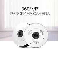 Meisort VR13 IP Camera FishEye WiFi Wireless 960P 360 Degree HD Panoramic Webcam