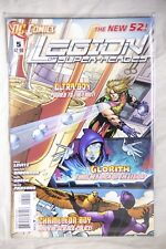 DC Comics Legion of Superheroes (The New 52) Issue #5