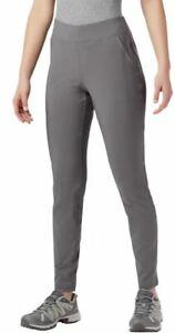 Columbia Women's Back Beauty II Slim Pant NWT Small City Gray